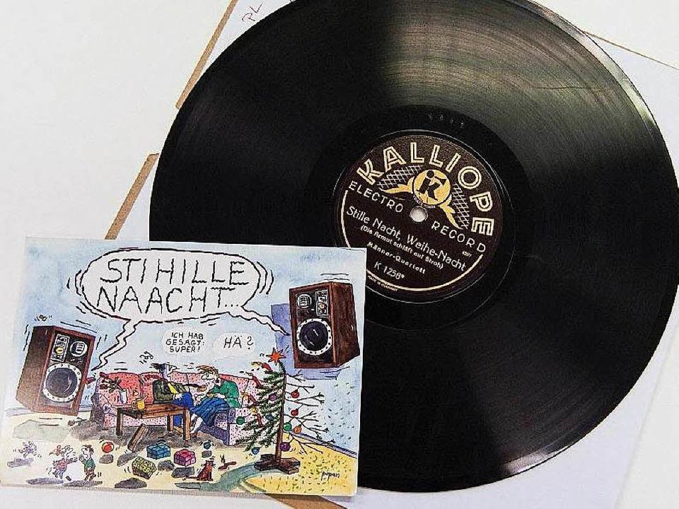 Lustige Weihnachtslieder Umgetextet.Die Vielen Parodien Von Stille Nacht Kultur Badische