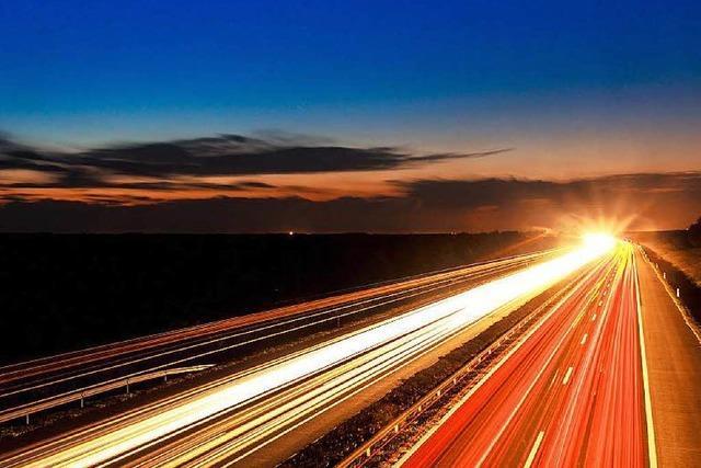 Illegale Autorennen: Schweizer toben auf der A5