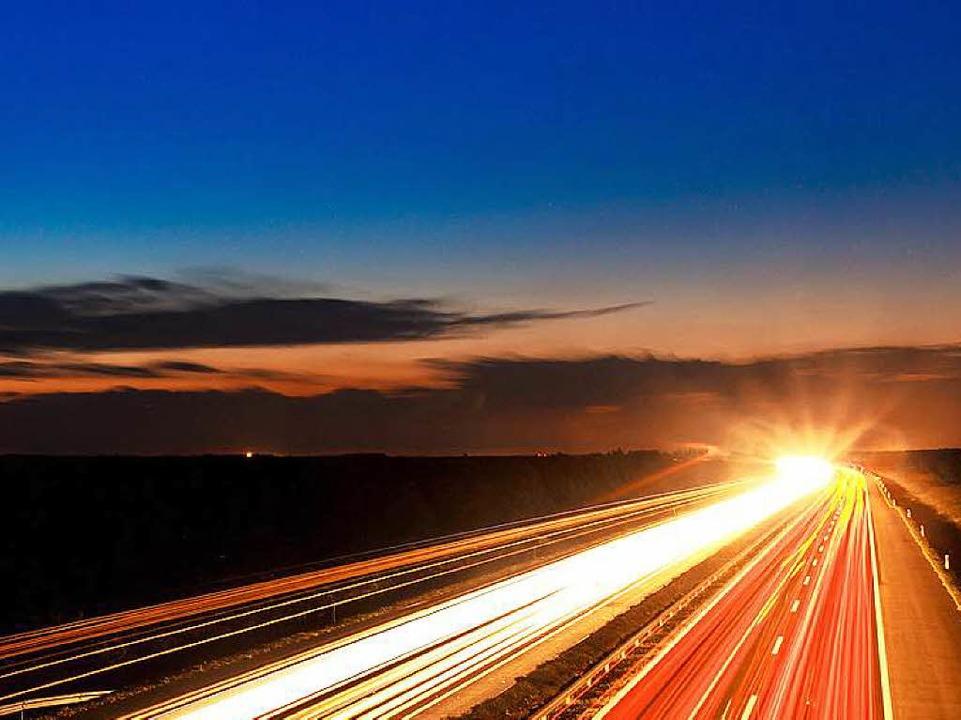 Nicht zum ersten Mal ist eine Autobahn...ie A81 ist oft betroffen (Symbolbild).  | Foto: Fotolia.com / Kavita
