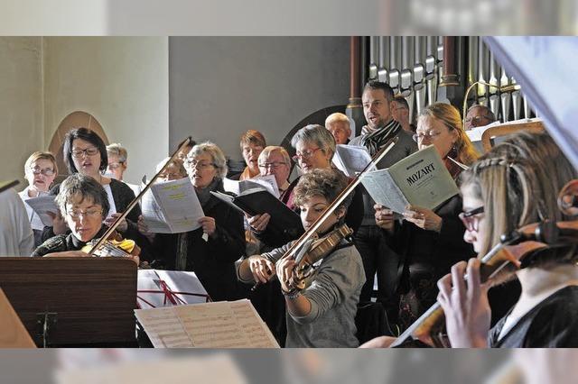 Mozart-Messe erobert die Herzen