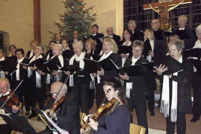 Musikalische Weihnachtsbotschaft