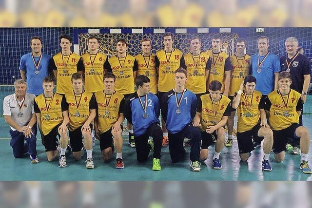 Überraschung beim Handball-Länderpokal