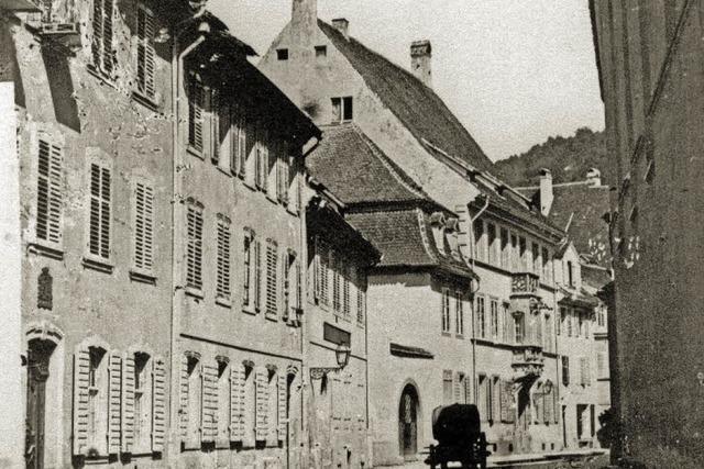 Volksbank und Sparkasse in Freiburg waren lange Nachbarn