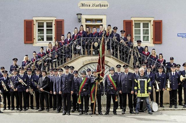 150 Jahre Feuerwehr in Ehrenkirchen: Die zwei Kapellen in Ehrenstetten und Kirchhofen haben eine lange Tradition