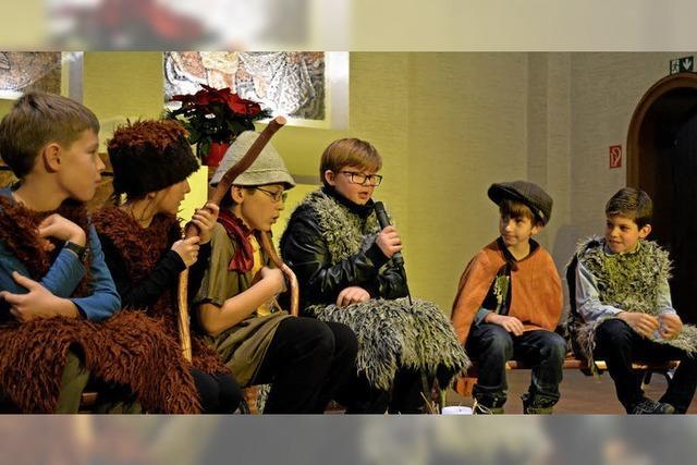 Wie in Rheinfeldens Kirchen Weihnachten gefeiert wurde