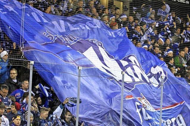 Schwenniger Wild Wings verlieren bei der Düsseldorfer EG 1:2
