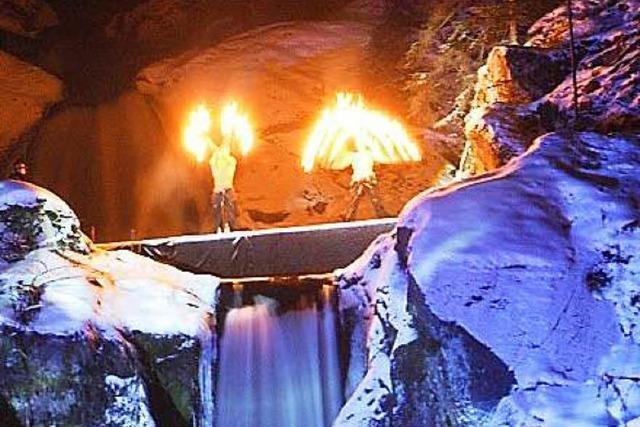 Explosion bei Feuershow in Triberg: Artist geht's besser