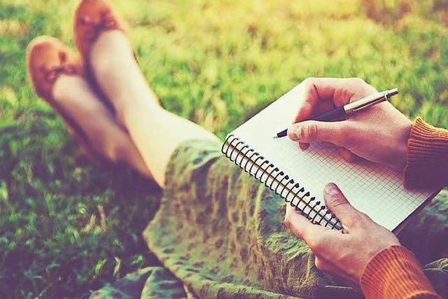 21-Jähriger entwickelt Tagebuch, das antwortet