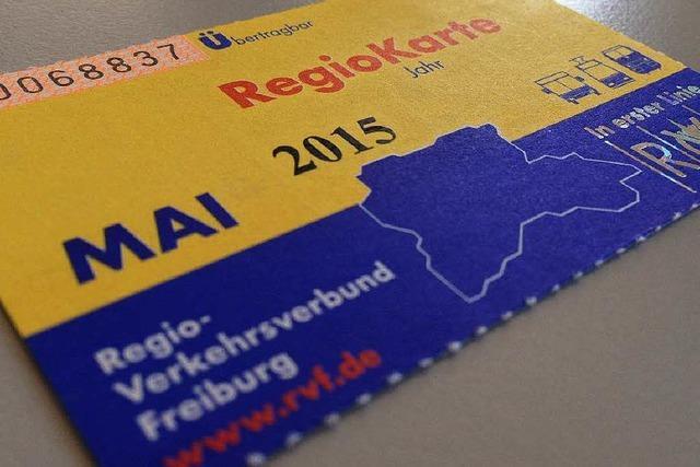 Regiokarte verkauft sich besser – aber nicht bei Studenten