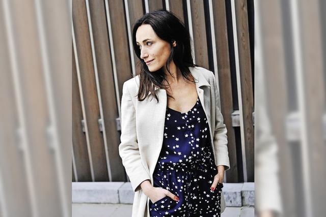 Arijana Antunovic aus Lahr ist ein gefragtes Fotomodell und arbeitet als Schauspielerin