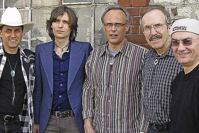 Blue Side of Town und Ray Austin & Friends spielen in der Freiburger Wodanhalle