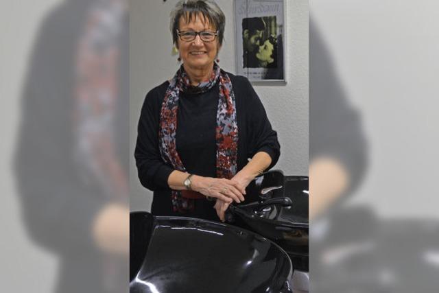 Heute öffnet Doris Brändlin ihren Salon das letzte Mal