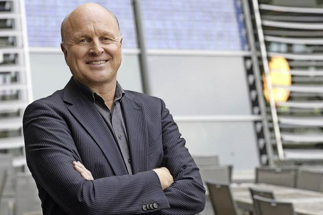 Rainer Schüle verlässt die Energieagentur Regio Freiburg