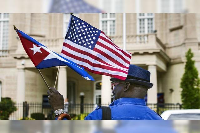 Obama und Castro beenden die politische Eiszeit