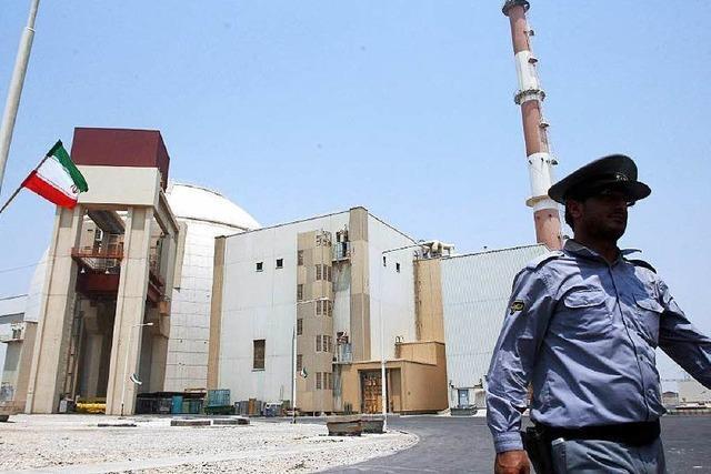 Atomabkommen: USA und Russland loben den Iran