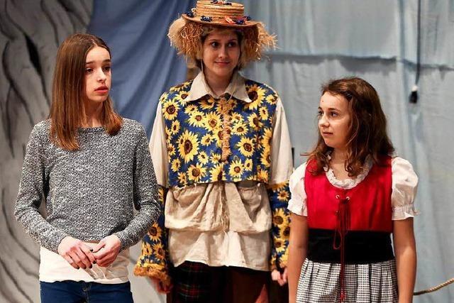 Dundenheims Laienspieler zeigen den Zauberer von Oz