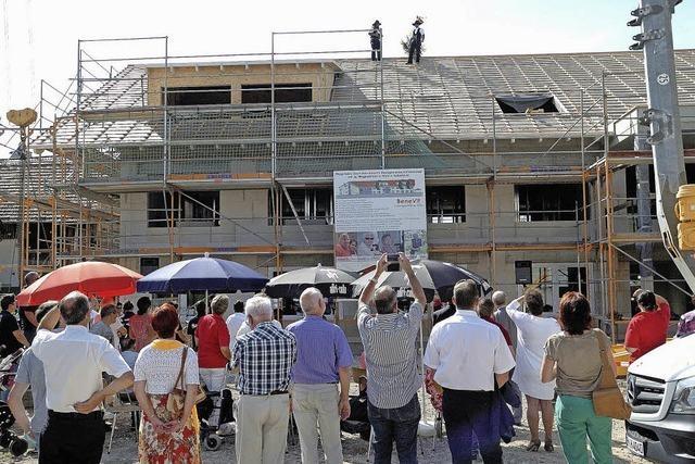 Neues Pflegeheim und Jubiläum der Blasius-Kirche