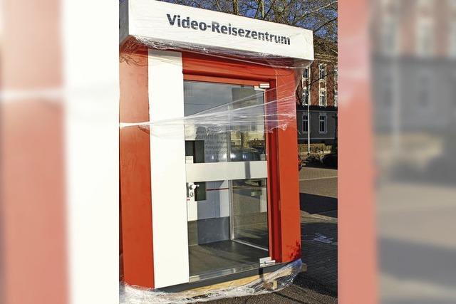 Video statt Fahrkartenschalter