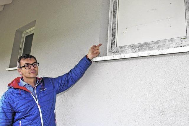 Diebe suchen Vereinsheime heim