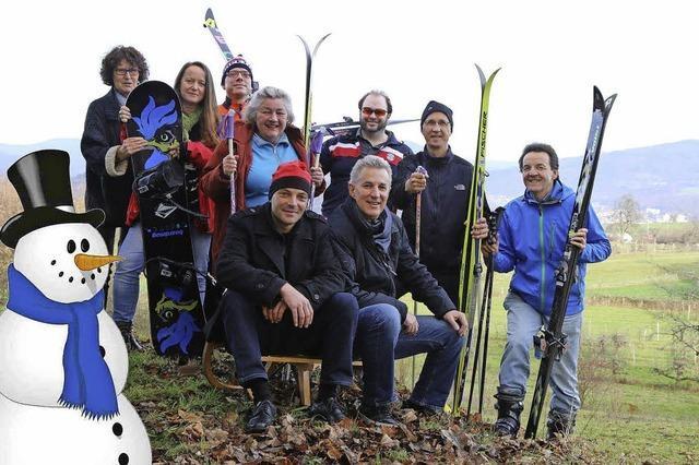Die BZ wünscht im Skisport-Jubiläumswinter einen