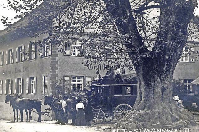 Hoch auf dem gelben Wagen bis 1915