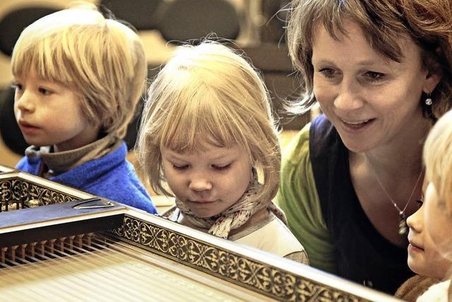 Kinder- und Jugendmusikprojekte des Freiburger Barockorchesters