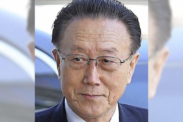 Mysteriöser Todesfall in Pjöngjang