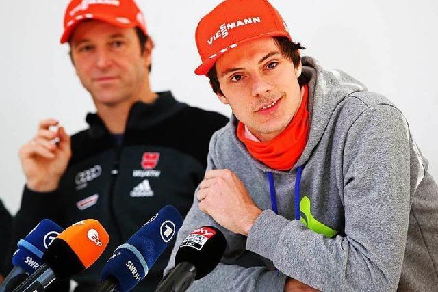 Andreas Wank überzeugt bei Vierschanzentournee