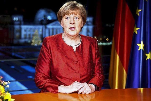 Merkel betont Chancen von Zuwanderung und Integration