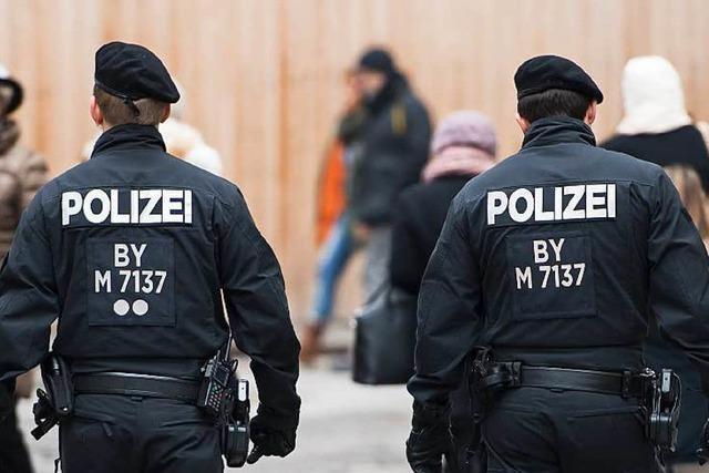 Iraker warnte Karlsruher Polizei vor Terror in München