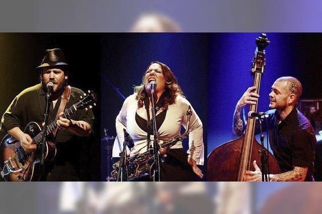 Jersey Juli Band in Heitersheim