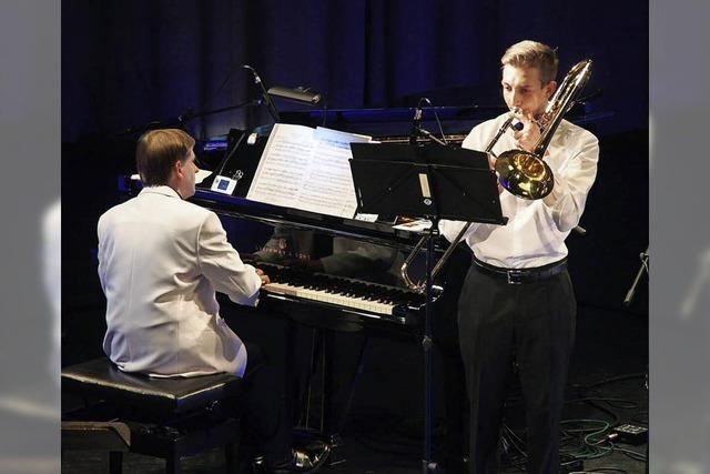 Drei Nachwuchsmusiker lassen aufhorchen
