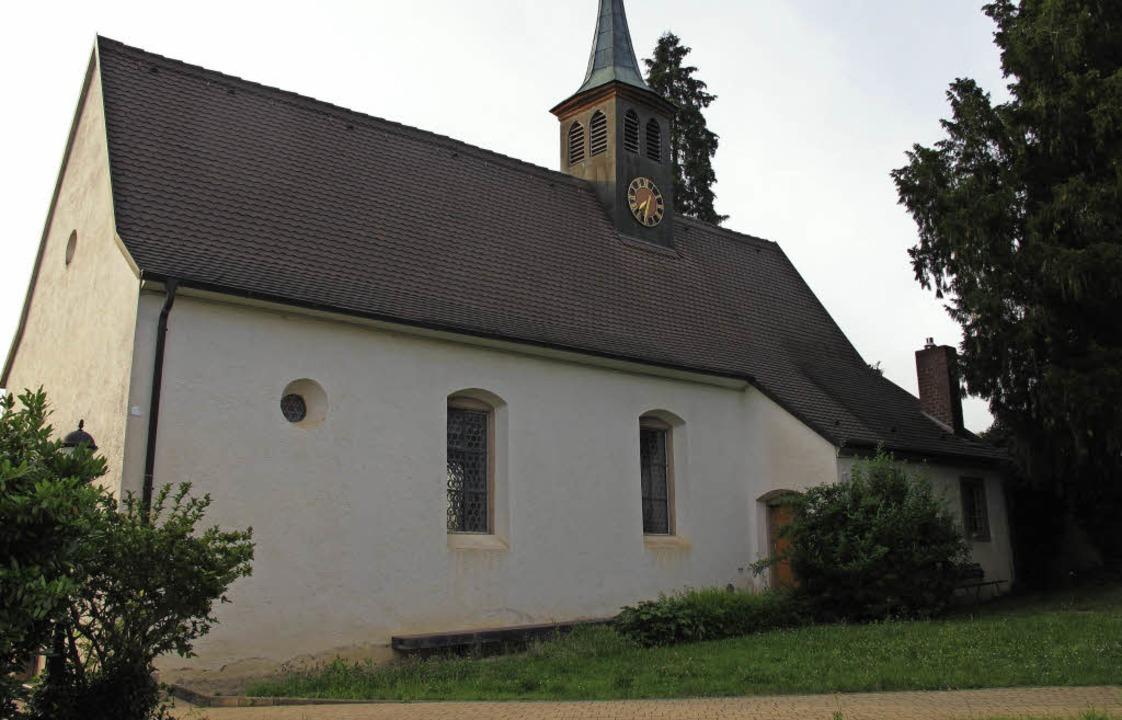 Nikolauskapelle Mauchen  | Foto: Jutta Schütz