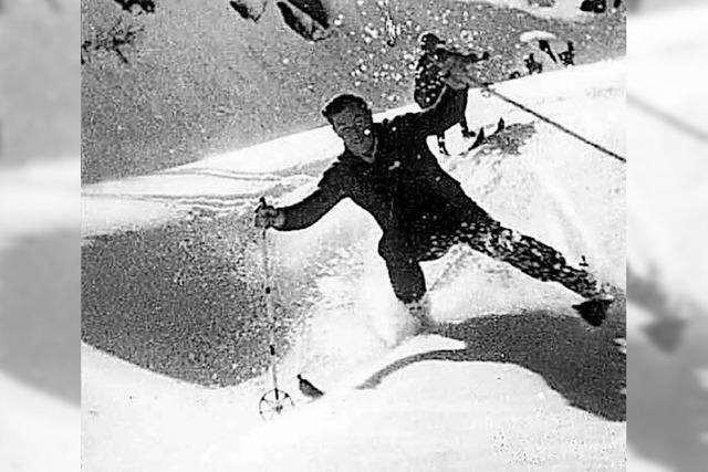 Das Wunder des Schneeschuhs - mit musikalischer Begleitung mit Günter A. Buchwald -in Titisee-Neustadt