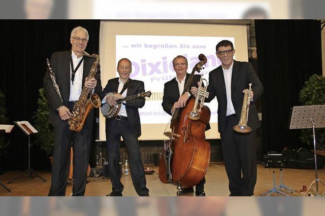 Fetzige Musik der 20er- und 30er Jahre gibt beim Dreikönigsfrühschoppen in der Alemannischen Bühne