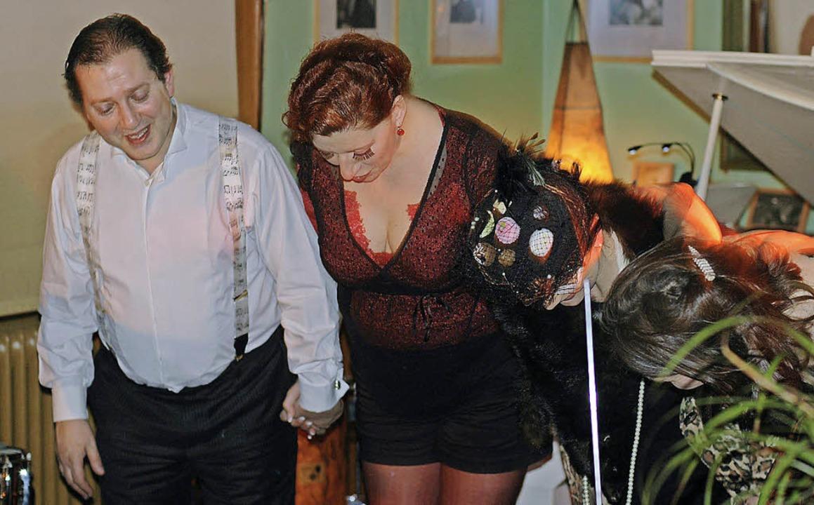 Das Dubliner – hier eine Cabaret...Pallamidessi – hat geschlossen.   | Foto: asth