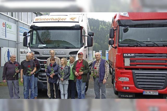 Hilfe für Osteuropa und