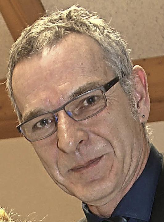 Bürgermeister Michael Goby von Sexau  | Foto: Dagmar Barber