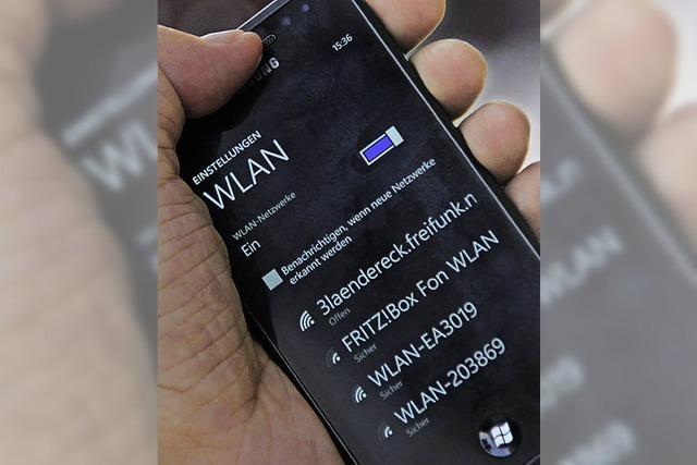 Liberale beschäftigen sich mit freiem W-LAN