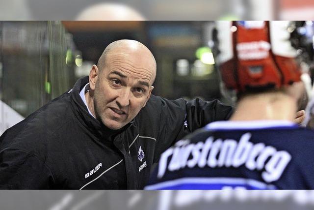 Fehlstart ins neue Eishockey-Jahr