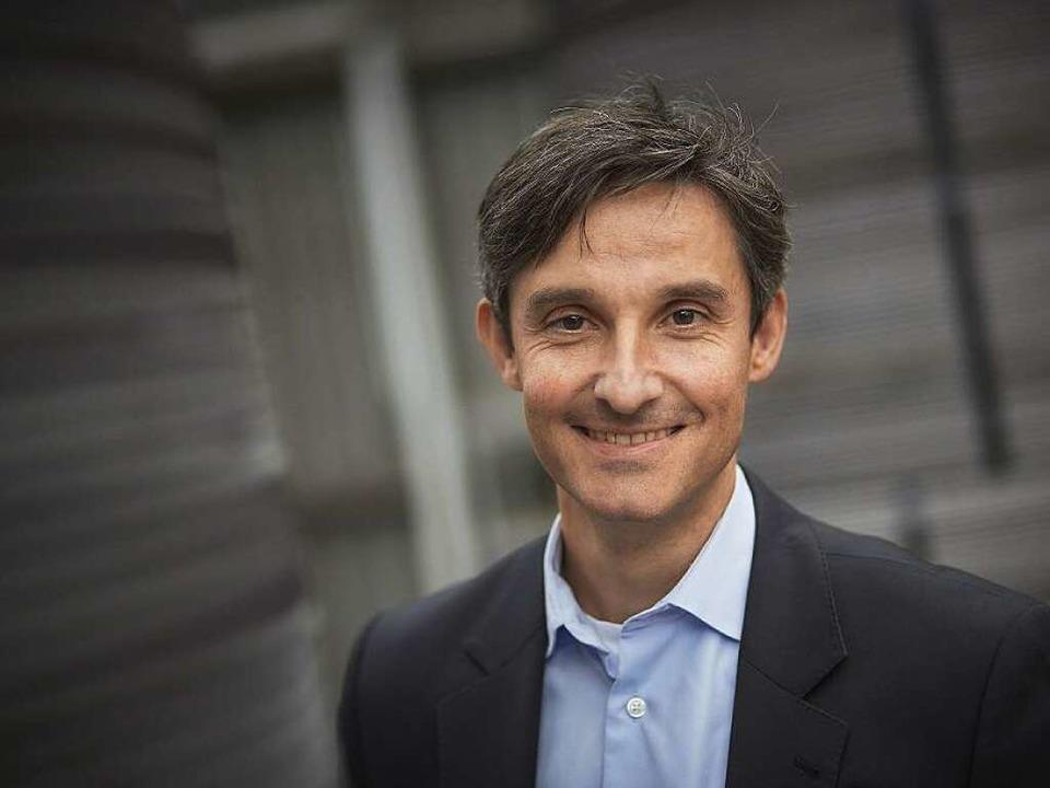 Steffen Auer  | Foto: Michael Bode info@bode-fotograf