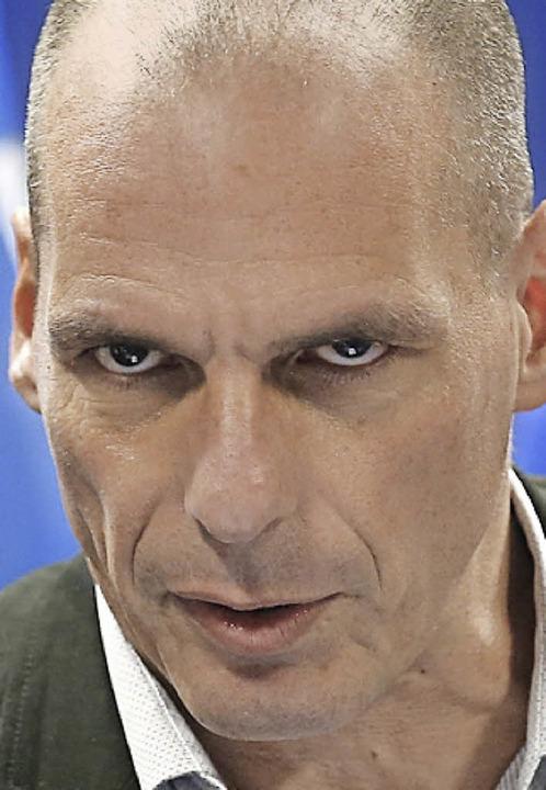 Varoufakis  | Foto: dpa