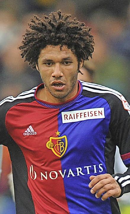 Zum Trainingsauftakt nicht mehr in Basel:  Mohamed Elneny   | Foto: Schön