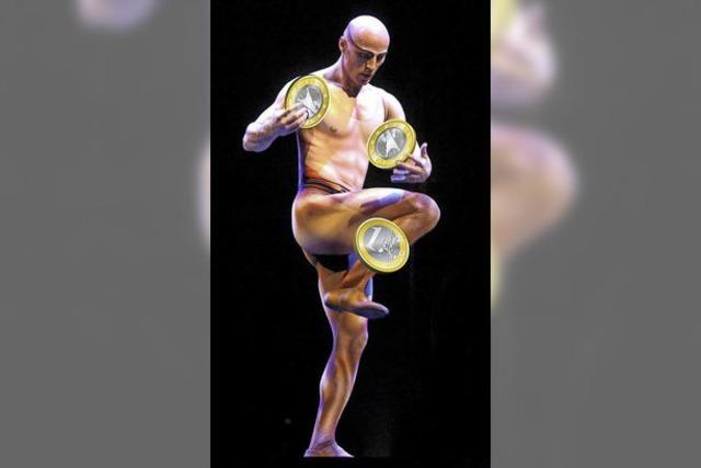 So übt der Cirque du Soleil seine neue Show ein