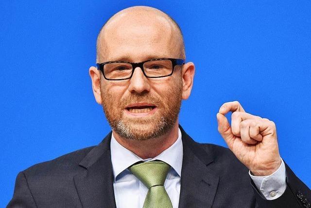 Darf der Christdemokrat Peter Tauber einen Kritiker