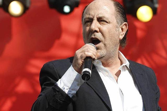 Frankreich trauert um Chanson-Sänger Michel Delpech