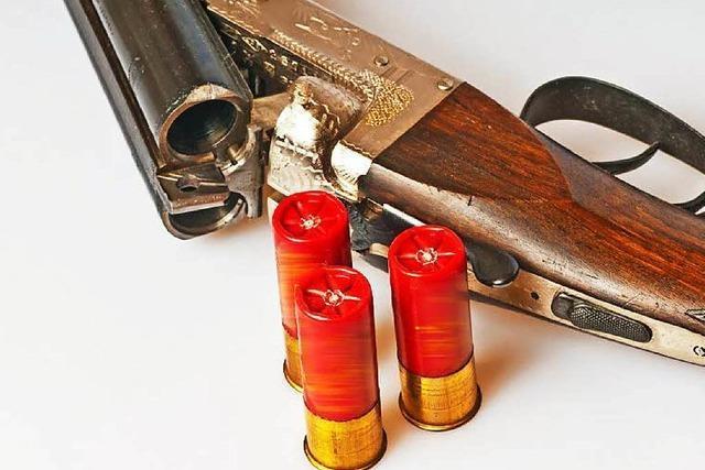 Jäger erschießt Tochter versehentlich mit einer Schrotflinte