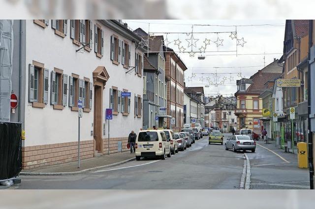 Friedrichstraße wird bald ausgebaut