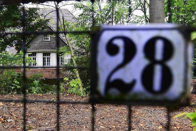 Zusammenschluss positioniert sich gegen einen Abriss der Villa in Herdern