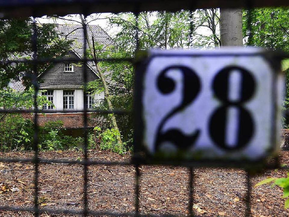 Soll abgerissen werden: die Villa in der Wintererstraße 28 in Herdern  | Foto: Ingo Schneider